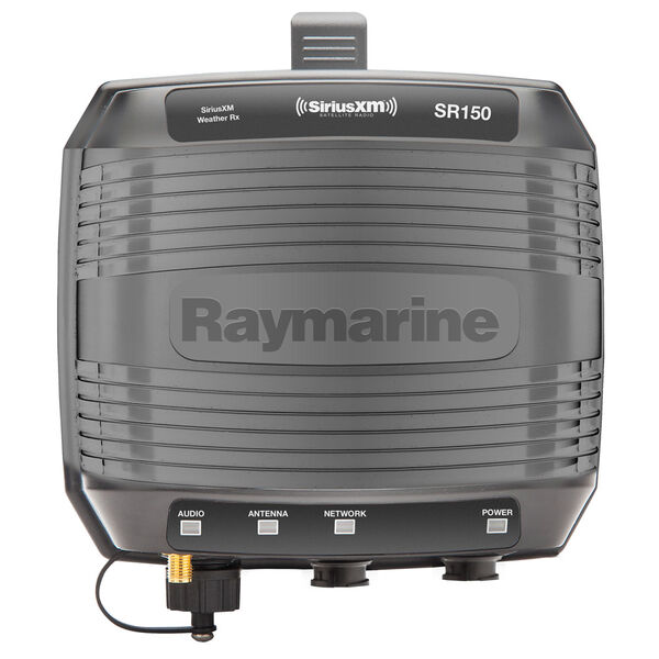 Raymarine SR150 SiriusXM Weather And Satellite Radio Receiver