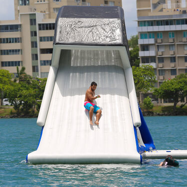 Aquaglide Freefall Supreme Water Slide