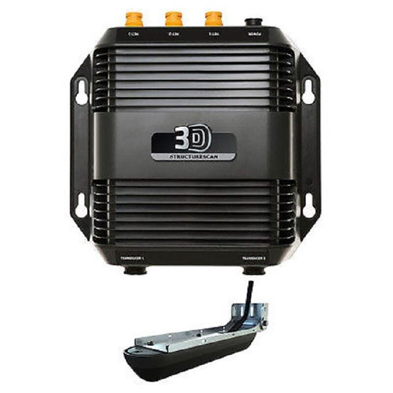 Navico StructureScan 3D Module And Transom-Mount Transducer image number 1