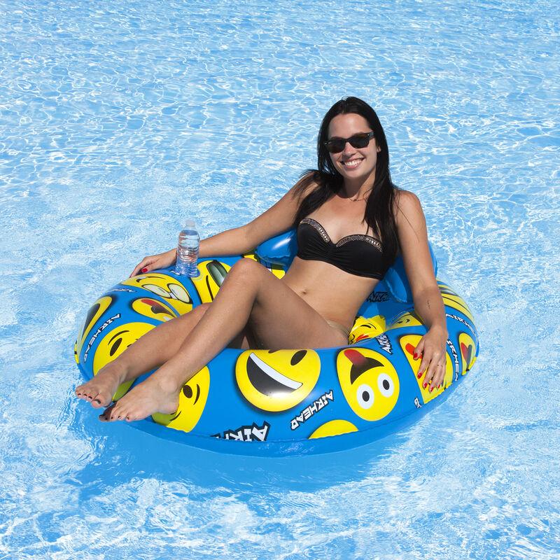 Airhead Emoji Gang Pool Float image number 2