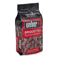 Weber Hardwood Charcoal Briquettes - 20-lb. Bag