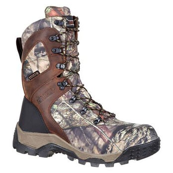 """Rocky Men's Sport Utility Max 10"""" 1000g Insulated Waterproof Boot"""