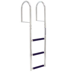 Dockmate Stainless Steel 4-Step Dock Ladder