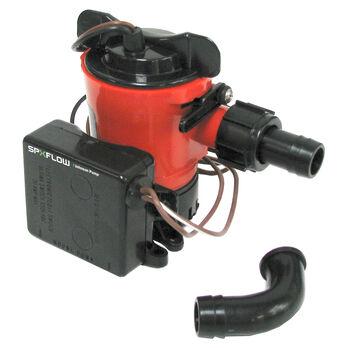 Johnson Pump Ultima Combo Pump - 750 GPH Open Flow