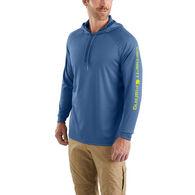 Carhartt Men's Force Fishing Graphic Hooded T-Shirt