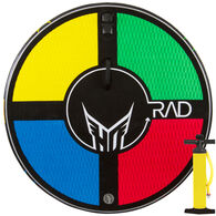 HO RAD Inflatable Disc, 4' Diameter 2019