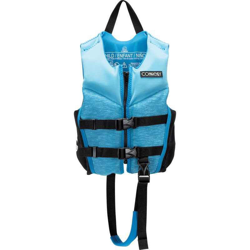 Connelly Child's Classic Neoprene Life Jacket image number 1