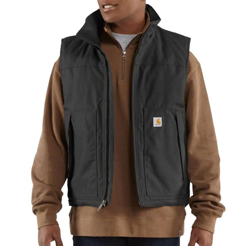 Carhartt Men's Quick Duck Jefferson Vest image number 1