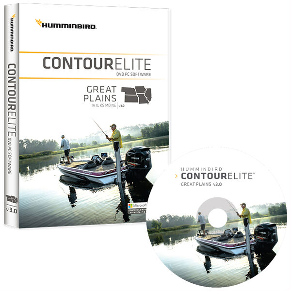 Humminbird Contour Elite Software, Great Plains