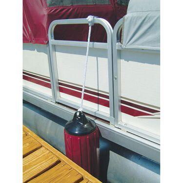 Fender Adjusters For Pontoon Boat Rails, 4-Pack