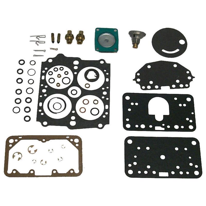 Sierra Carburetor Kit For OMC Engine, Sierra Part #18-7730 image number 1