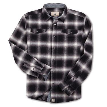 Dakota Grizzly Men's Riley Cotton Ombre Flannel Shirt
