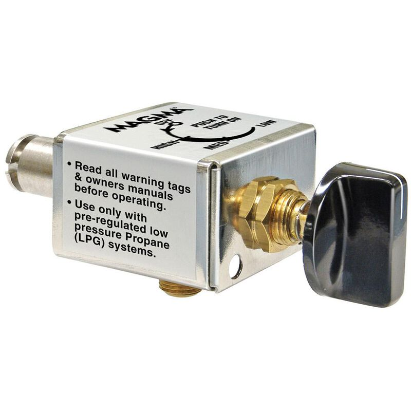 """Low-Output Low Pressure Control Valve for use with 9"""" x 18"""" Magma Gas Grills image number 1"""
