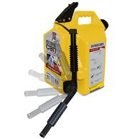 SureCan 5-Gallon Portable Plastic Diesel Can