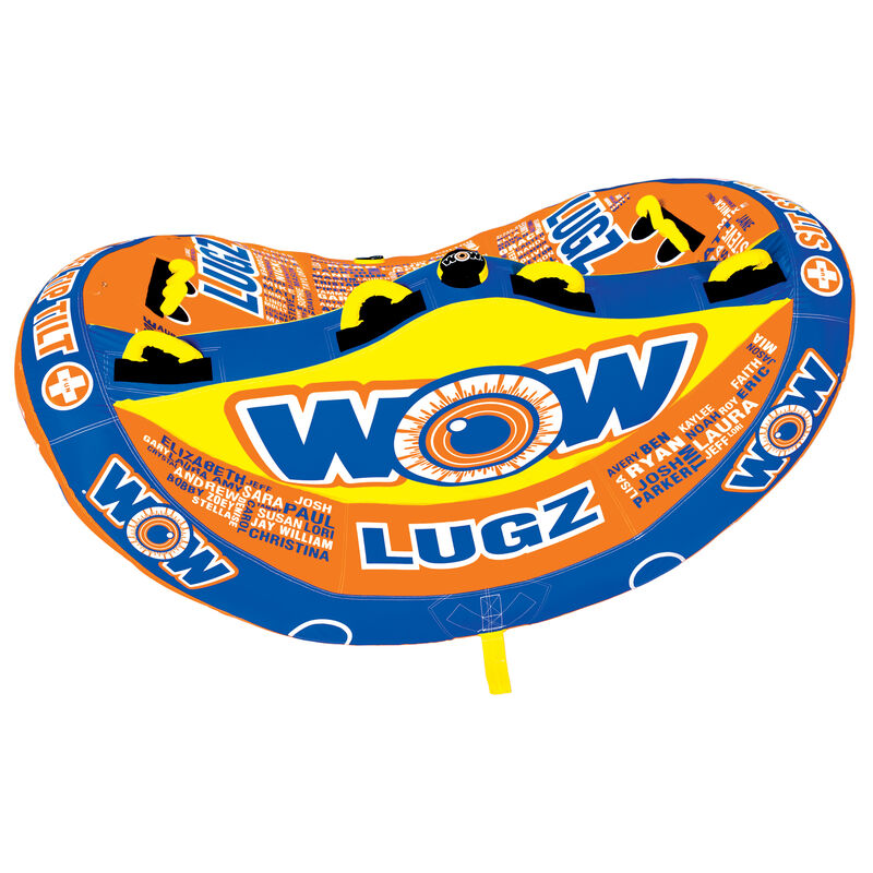 WOW Lugz Towable Tube image number 2
