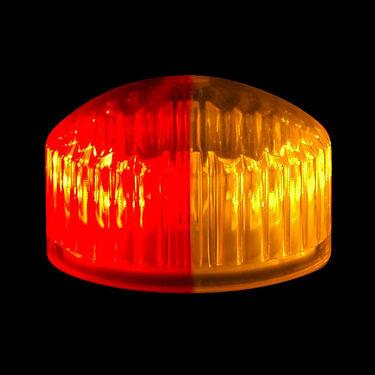 Smith Trailer Post Guide-On LED Light Kit, pair
