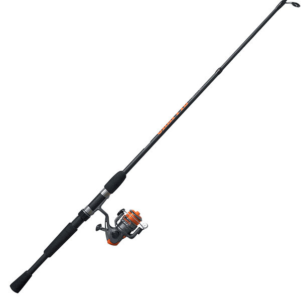 Zebco Crappie Spinning Rod And Reel Combo
