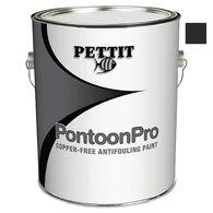 Pettit Black Pontoon Paint, Gallon