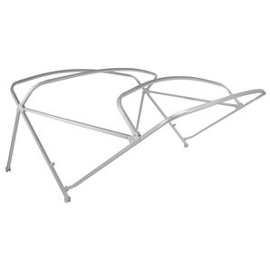 "Pontoon Bimini Top Frame Only, 1-1/4"" Free Standing Frame, 90""-96""W"