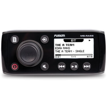 Fusion MS-RA55 Compact Bluetooth Marine Stereo