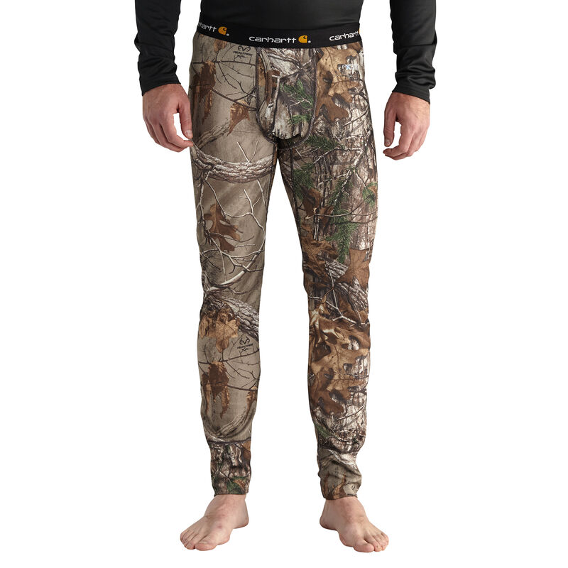 Carhartt Men's Base Force Extremes Cold Weather Camo Bottom<br /> image number 1