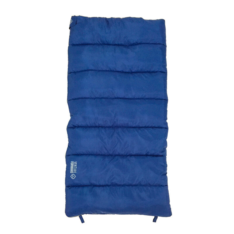 Venture Forward Youth Backyard 50° Rectangle Sleeping Bag image number 1