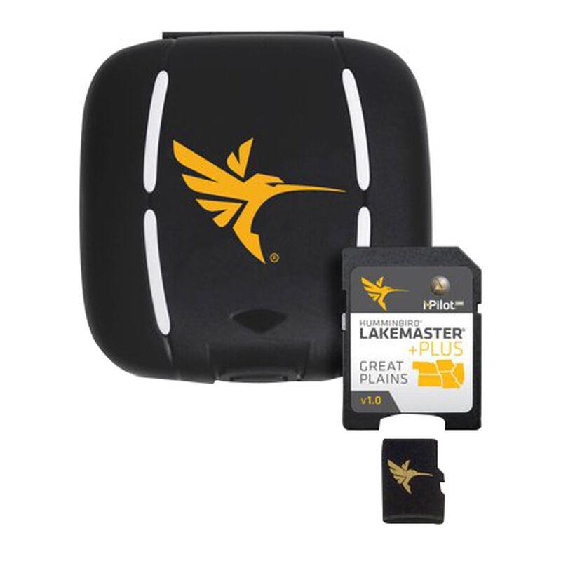 Humminbird LakeMaster Plus Chart MicroSD/SD Card, Great Plains image number 2