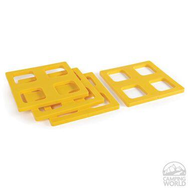 Leveling Block Caps, Set of 4