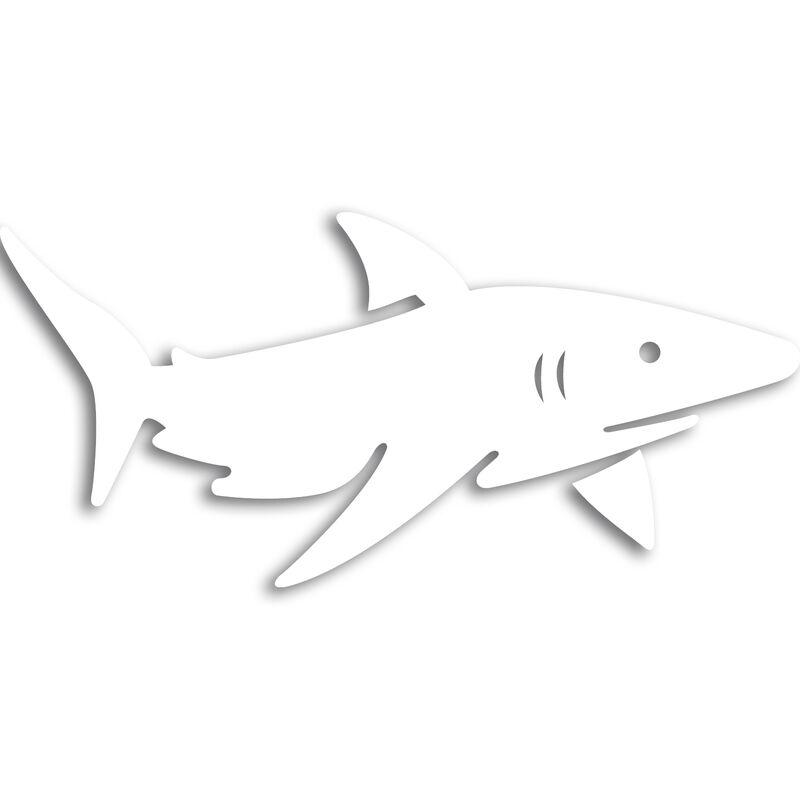 Shark Vinyl Decal image number 12