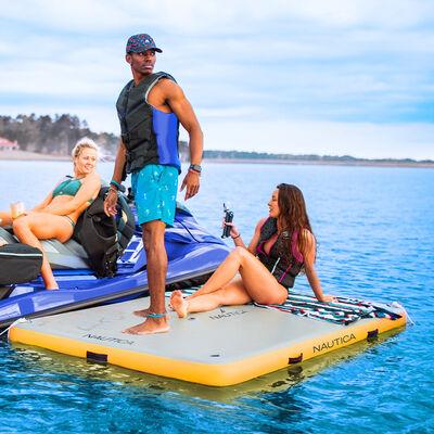 8' X 5' Nautica Drop Stitch Inflatable Dock