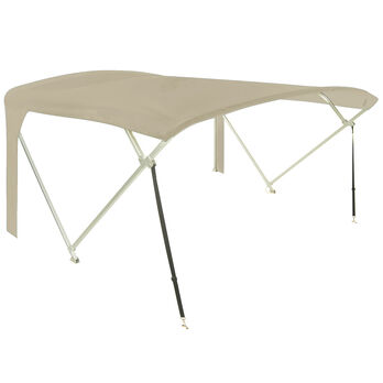 "Older Model Buggy Style Pontoon Bimini Top Fabric Only, Sunbrella, 96""-102"" Wide"