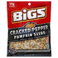 Bigs Cracked Pepper Pumpkin Seeds, 5 oz.
