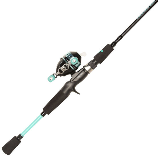 Kid Casters Dude Perfect Youth Spincast Rod And Reel Combo