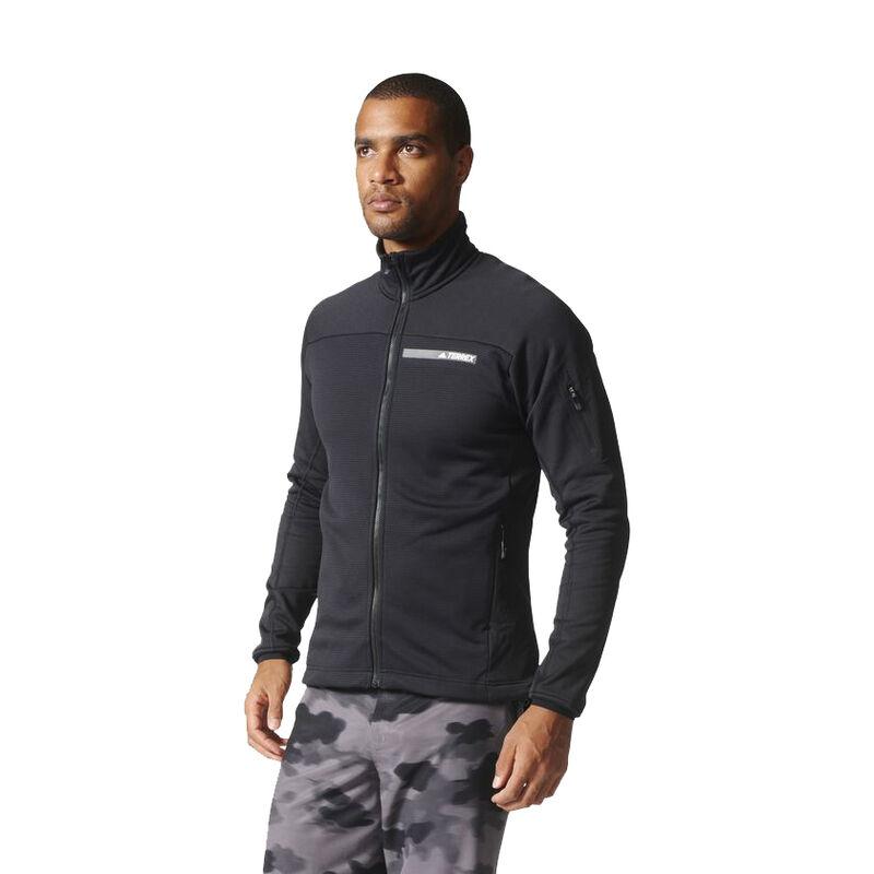 Adidas Men's Terrex Stockhorn Fleece Jacket image number 1