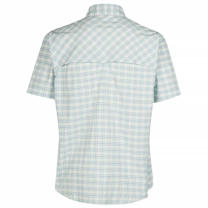 Nepallo Men's Trophy Quick-Dry Plaid Short-Sleeve Shirt image number 16