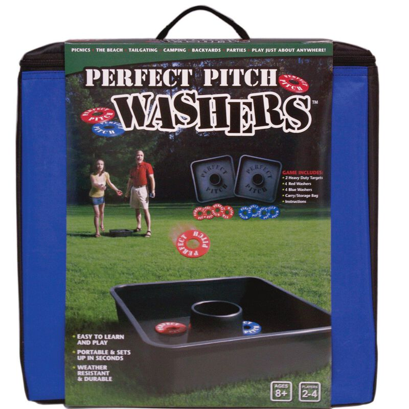 Perfect Pitch Washers image number 3