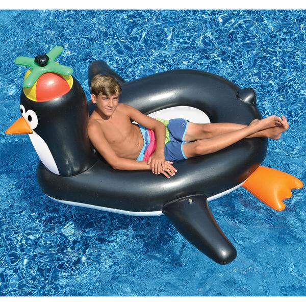 Swimline Giant Penguin Ride-On Float
