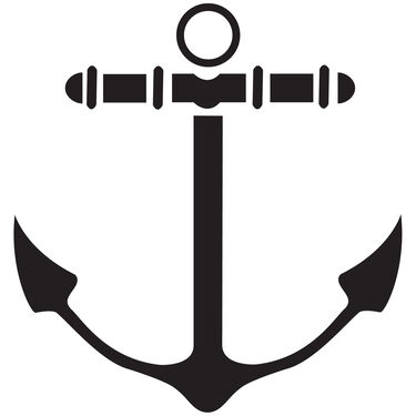Anchor Vinyl Decal