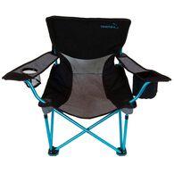 Frenchcut Aluminum Chair, Blue