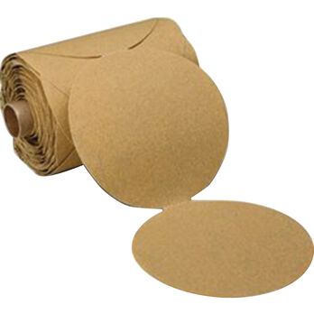 3M Stikit Gold Paper Disc Roll, Grade P180C