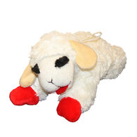 "Lamb Chop Dog Toy, 10-1/2""H"