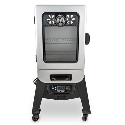 Pit Boss 2-Series Electric Vertical Smoker, Silver Star