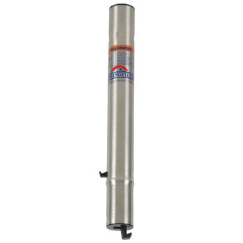 "Springfield Spring-Lock Fixed Height Post, 13.5""H x 1.75"" dia."