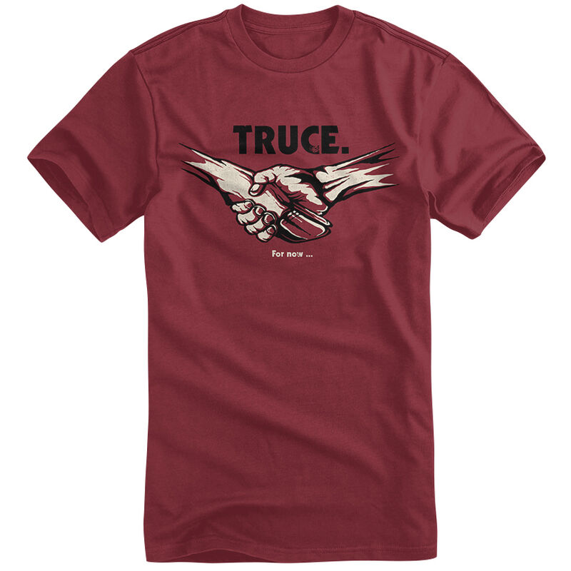 Black Antler Men's Truce For Now Short-Sleeve Tee image number 1
