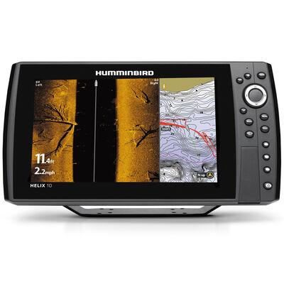 Humminbird Helix 10 Mega SI GPS G2N CHIRP Fishfinder Chartplotter