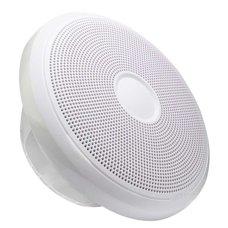"""FUSION XS-S10CWB XS Series 10"""" 600 Watt Classic Marine Subwoofer - White & Black Grill Options image number 2"""