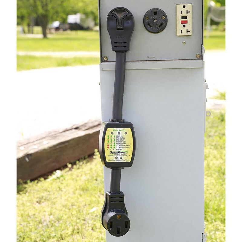 Southwire Portable Surge Guard Protector, 50-Amp image number 3