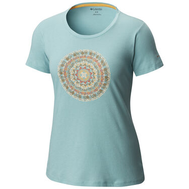Columbia Women's Aurora Sky Short-Sleeve Tee