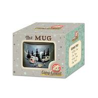 Camp Casual Mug, Blue