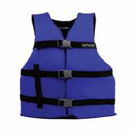 Airhead General Purpose Adult Life Vest - Blue - Adult